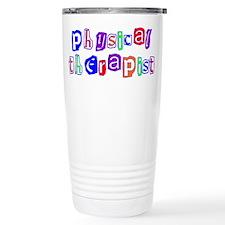 Physical Therapist Colors Travel Mug
