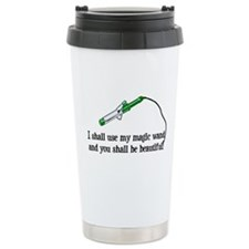 Beauty Shop Magic Travel Mug