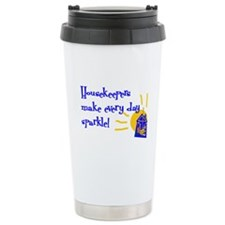 Housekeeper Appreciation Travel Mug