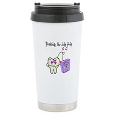Twistin the Day Away Travel Mug