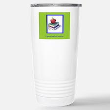 TEACHERS INSPIRE Travel Mug