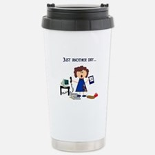 The Scheduler Stainless Steel Travel Mug