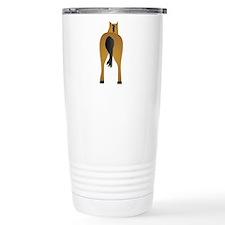 HORSES ASS Travel Mug