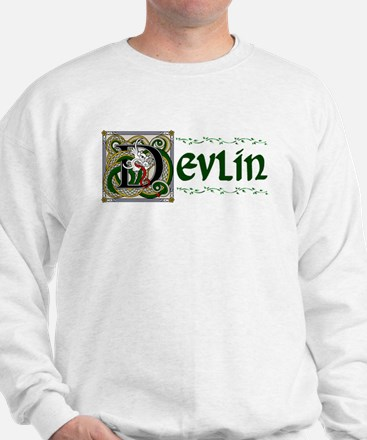 Devlin Celtic Dragon Sweatshirt