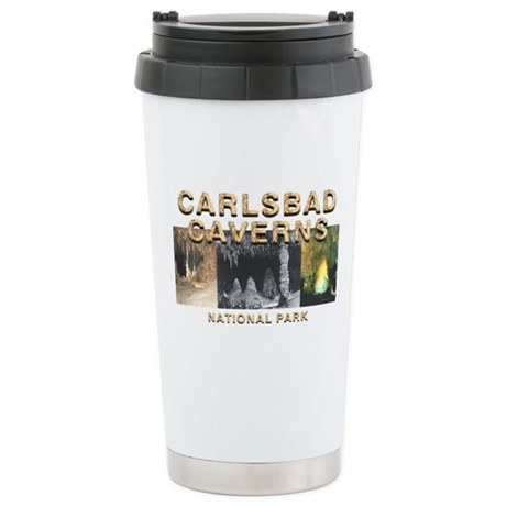 Carlsbad Caverns Americ Stainless Steel Travel Mug