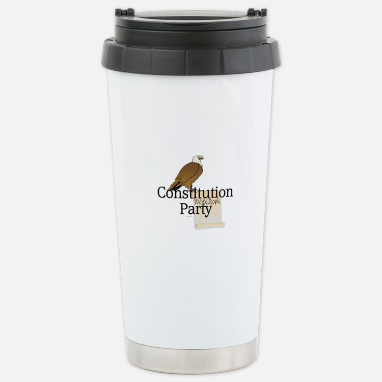 Constitution Party Travel Mug