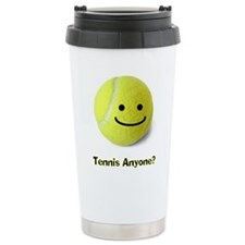 Tennis anyone? Travel Mug