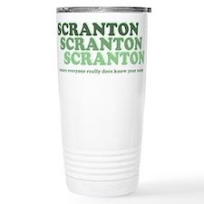 Scranton Retro Travel Mug