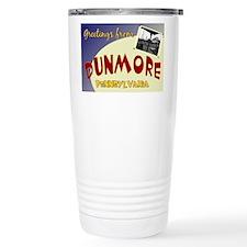 Greetings From Dunmore Travel Coffee Mug
