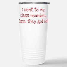 Class Reunion Travel Mug