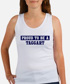 Proud to be Taggart Women's Tank Top
