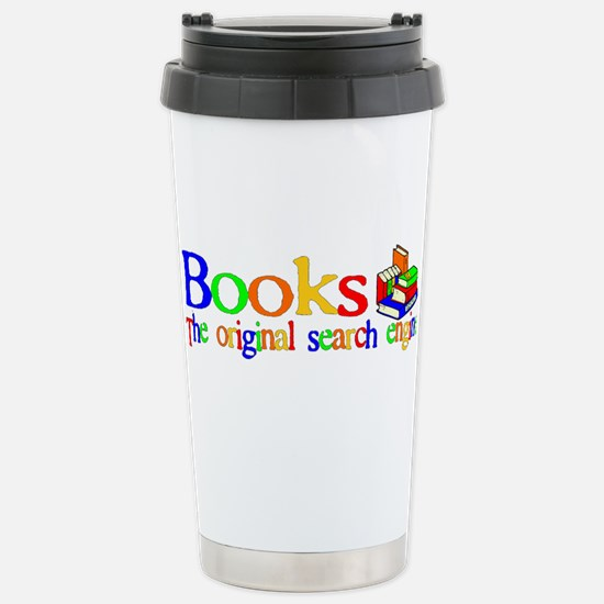 Books The Original Search Eng Stainless Steel Trav
