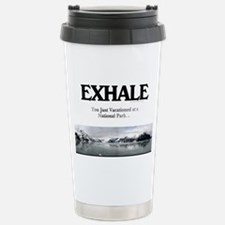 National Park Vacation Stainless Steel Travel Mug