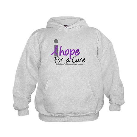 Alzheimer's Hope Kids Hoodie