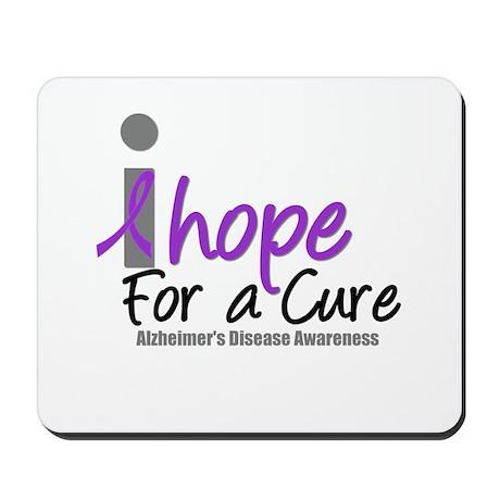 Alzheimer's Hope Mousepad