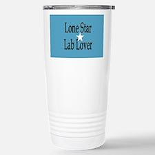 Lone Star Lab Lover Travel Mug