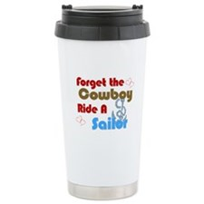 Ride A Sailor Travel Mug