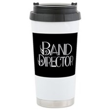 Classic Band Director Travel Mug