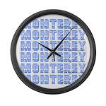 Monterey Large Wall Clock