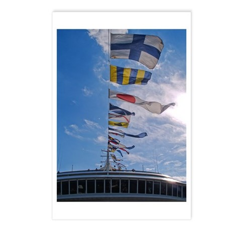 """Szczecin-Poland"" Postcards (Package of 8)"