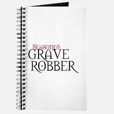 Seasoned Grave Robber Journal