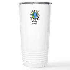 Funny International day of peace Travel Mug