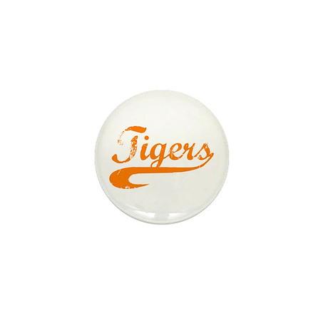Go Tigers! (O) Mini Button