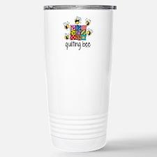 Quilting Bee Travel Mug