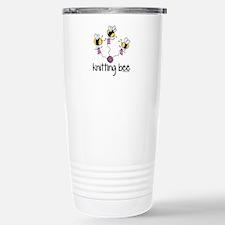 Knitting Bee Travel Mug