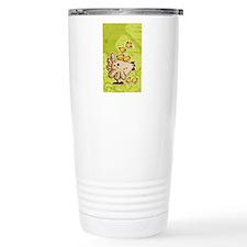 chickens Ceramic Travel Mug