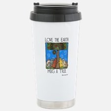 Tree-Huggers Travel Mug