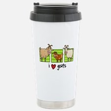 3 goats Travel Mug