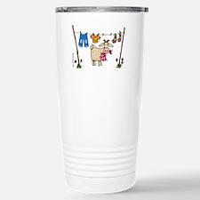 Bad Goat Travel Mug