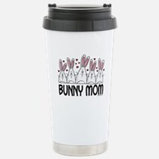 Bunny Mom II Travel Mug