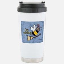 Bee witching Stainless Steel Travel Mug
