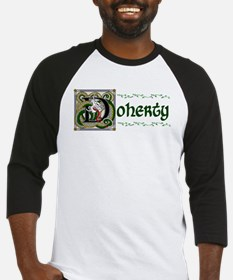 Doherty Celtic Dragon Baseball Jersey