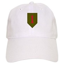 Cap - Military 1st Infantry