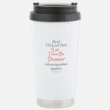 And The Lord Said: Stainless Steel Travel Mug