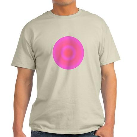 Pink Swirl Light T-Shirt