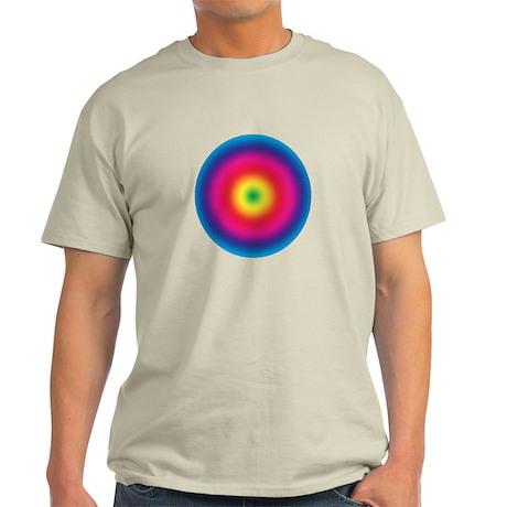 Rainbow Swirl 2 Light T-Shirt