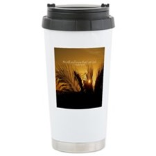 Jamaican Sunset Travel Mug