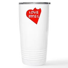 Love Bites Travel Coffee Mug