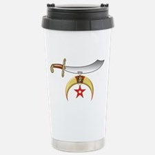 Shriners Travel Mug