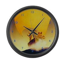 Codadad Large Wall Clock