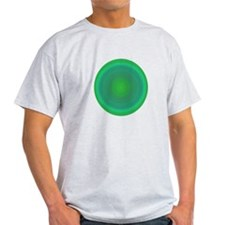 Green Swirl T-Shirt