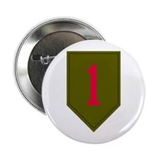 """1st Infantry 2.25"""" Button"""