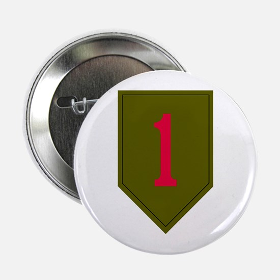 "1st Infantry 2.25"" Button"
