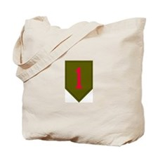 1st Infantry Tote Bag