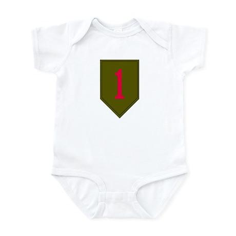 1st Infantry Infant Bodysuit