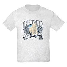 Polar Bear Indiana T-Shirt